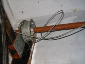 Broken Garage Door Cable Modesto