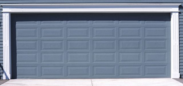 Slate Blue Overhead Www.bestgarage Door Repair.com Vinyl Garage Doors
