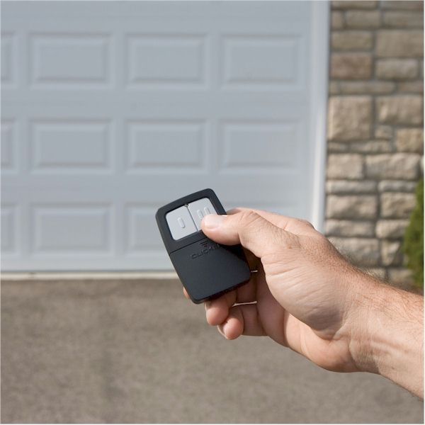Changing Your Remote Control Garage Door Opener Code Best Overhead