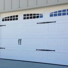 Decorative Magnetic Garage Door Hardware