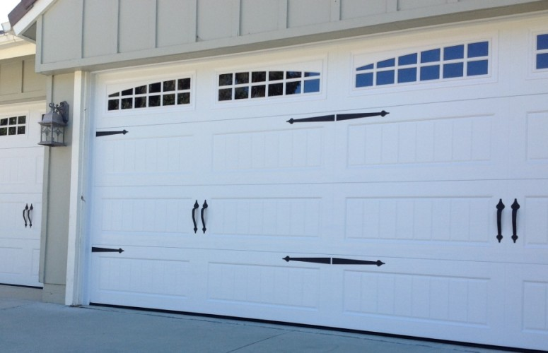 Decorative Magnetic Garage Door Hardware Best Overhead Doors